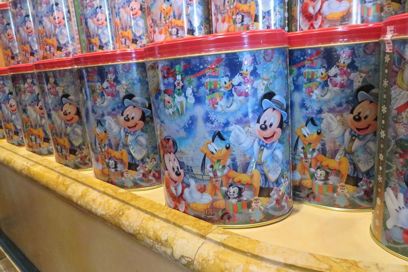 """[Tokyo DisneySea] : 15th anniversary """"The Year of Wishes"""" merchandising Img_9833"""