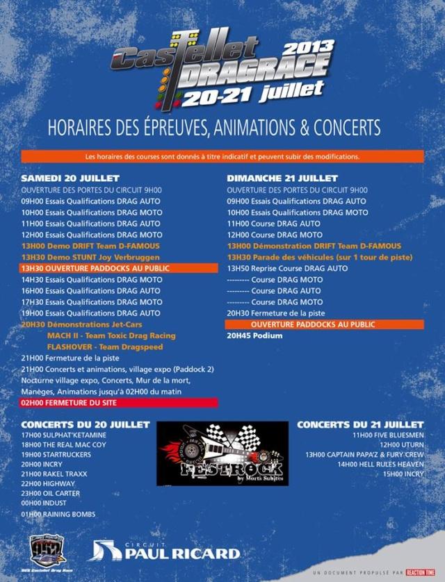 Dragrace au Castellet 20-21 Juillet 2013 99883910