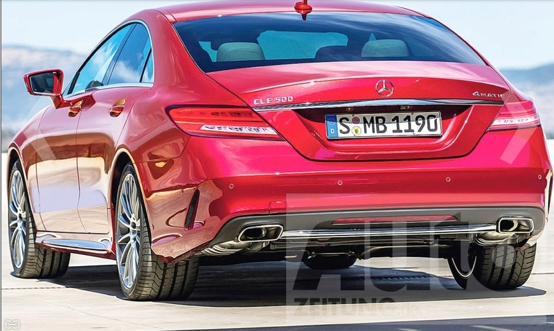 2018 - [Mercedes] CLS III  Cle10