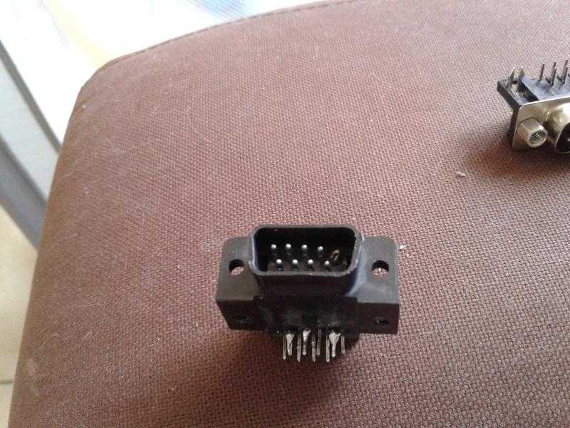 Port DB9 master system 2 14811110