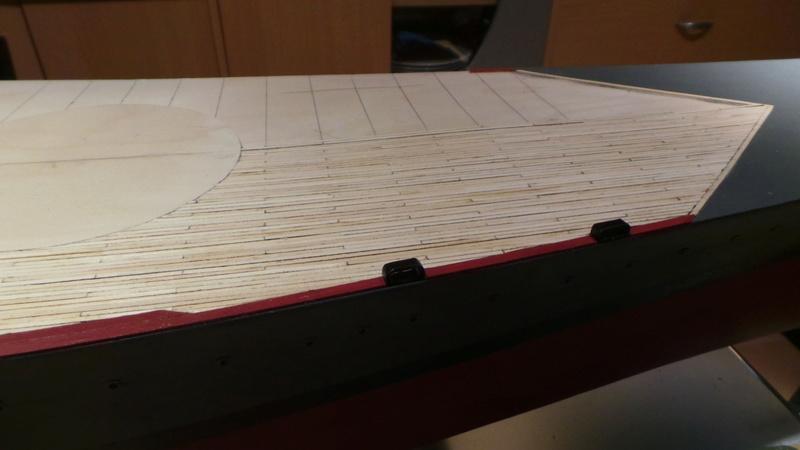 Richelieu au 1/100ème sur plans avec Photo-découpe perso - Page 4 20161217