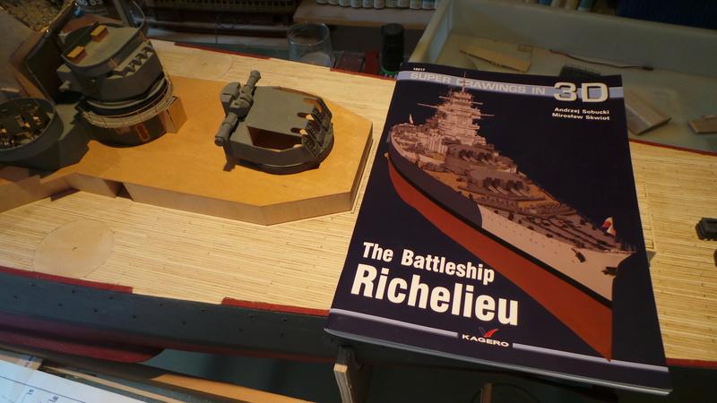 Richelieu au 1/100ème sur plans avec Photo-découpe perso - Page 5 20170118