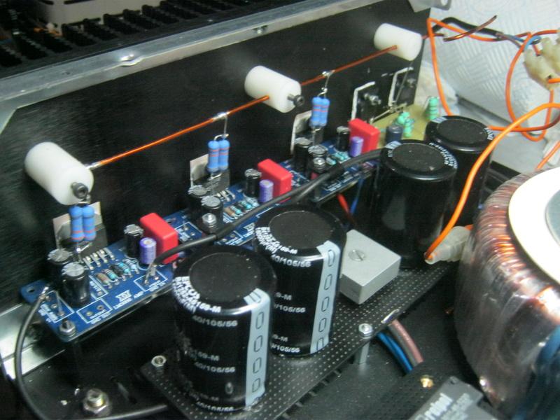 trasformatori alimentazione gainclone lm3886 Lm388614