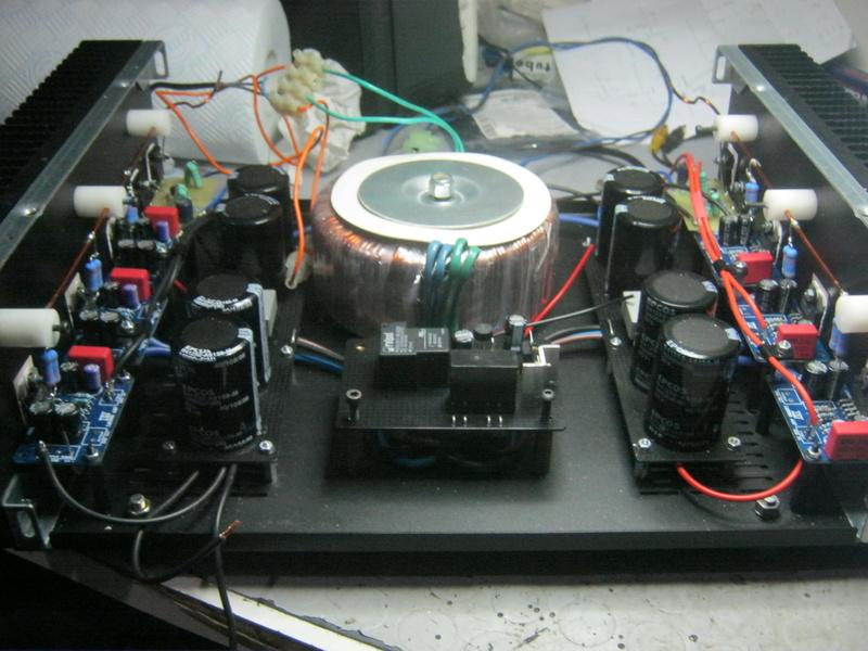 trasformatori alimentazione gainclone lm3886 Lm388615