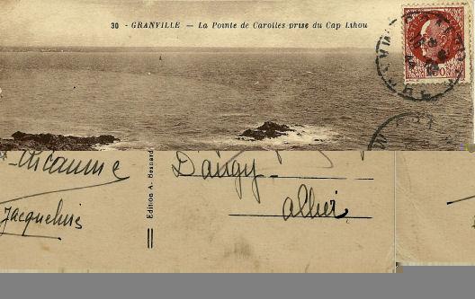 Cartes postales illustrées à la Libération. Illust10