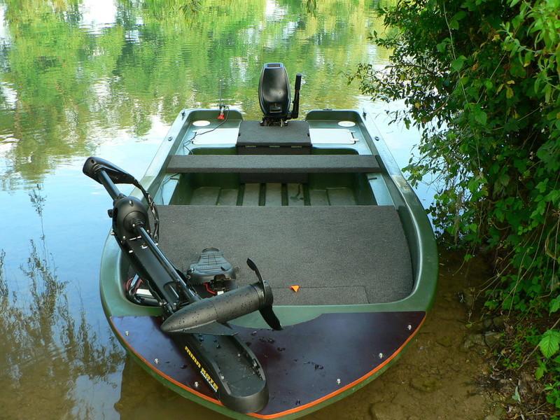 Mon aquapêche 370 (aménagement) P1060712