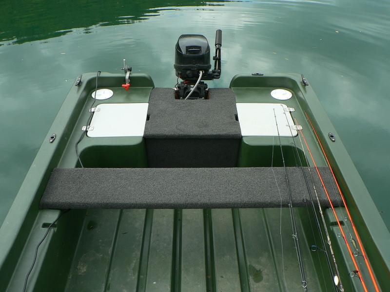Mon aquapêche 370 (aménagement) P1060713