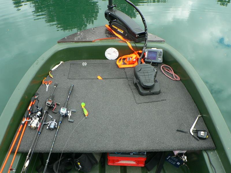 Mon aquapêche 370 (aménagement) P1060715