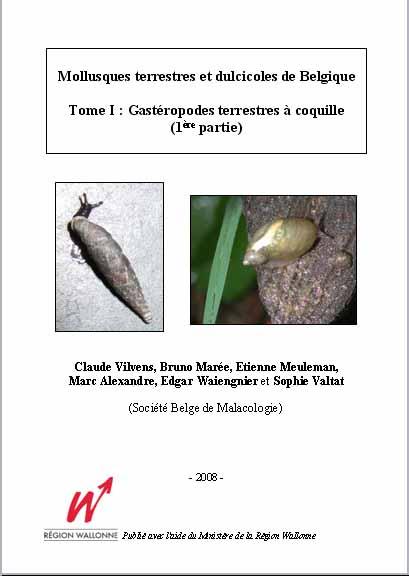Livres Mollusques terrestres Terres10