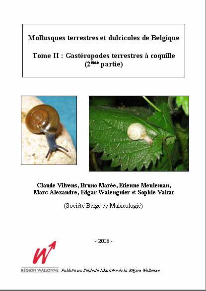 Livres Mollusques terrestres Terres11