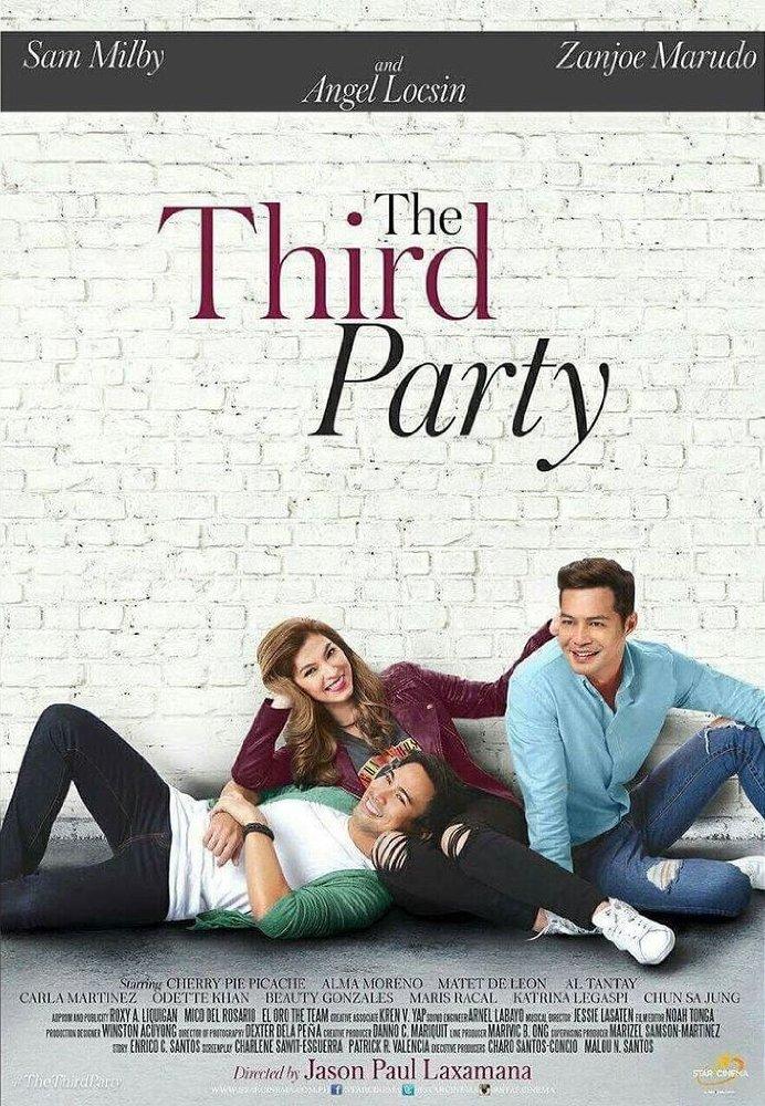 Third Party 2016 HDrip 720p x264 53nltq10
