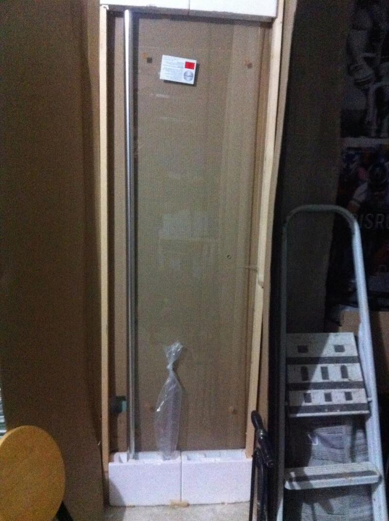 Pour les Bricolos - Porte de douche pivotante ROTHALUX ATHEA Img_0011