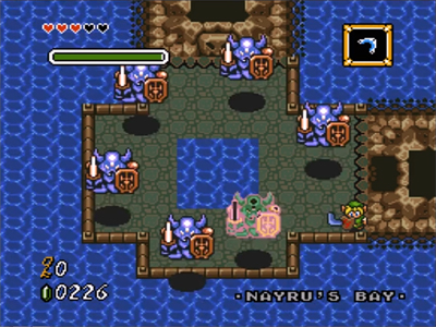 [soluce] The legend of Zelda Parallel Worlds 1110