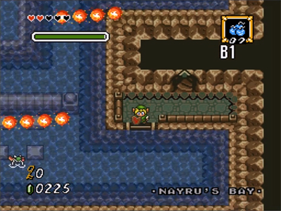 [soluce] The legend of Zelda Parallel Worlds 510