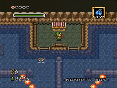 [soluce] The legend of Zelda Parallel Worlds 810