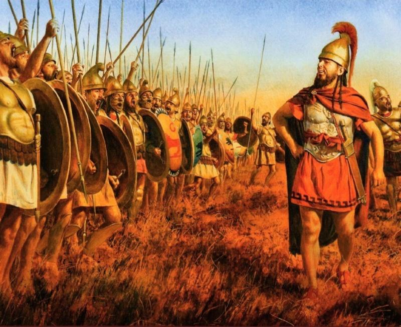 Armée Carthaginoise des Mercenaires Economiques Infant10