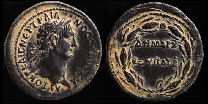 Quelques provinciales Trajan10