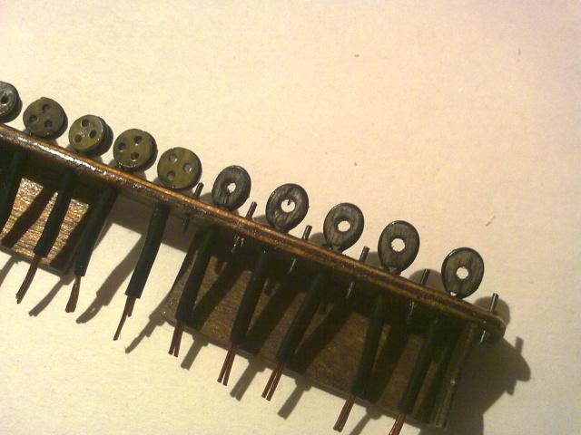 Cutty Sark    échelle 1/90 - Page 7 0212