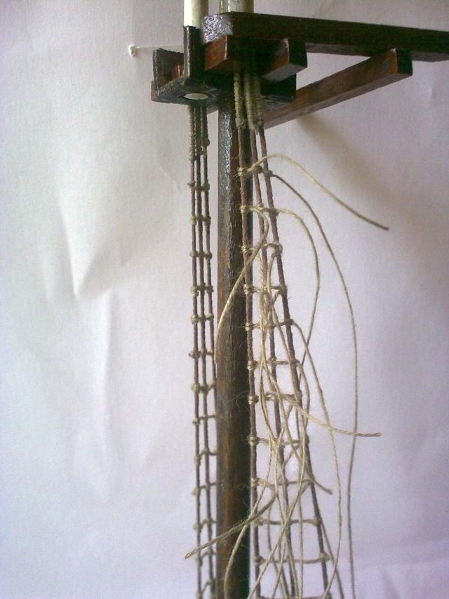 Cutty Sark    échelle 1/90 - Page 6 0711