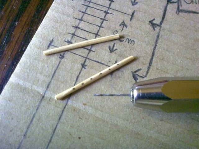 Cutty Sark (Constructo 1/90°) par Le Pirate - Page 5 23082011