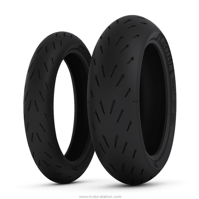 Michelin Power RS : Nouveau pneu sport pour la route Michel11