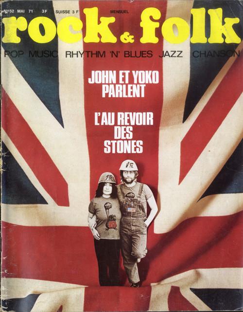Anciens Numéros de Rock & Folk en PDF Prez111