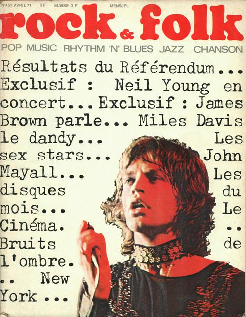 Anciens Numéros de Rock & Folk en PDF Prez15