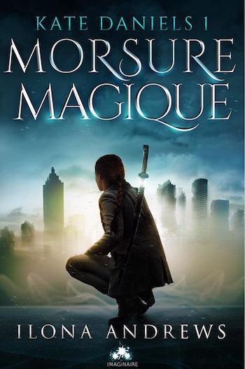 Kate Daniels - Tome 1 : Morsure Magique de Ilona Andrews  15826810
