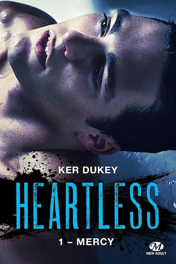 Heartless - Tome 1 : Mercy de Ker Dukey 16196010