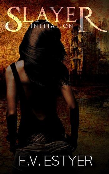 Slayer - Tome 1 : Initiation de F.V. Estyer 16683110