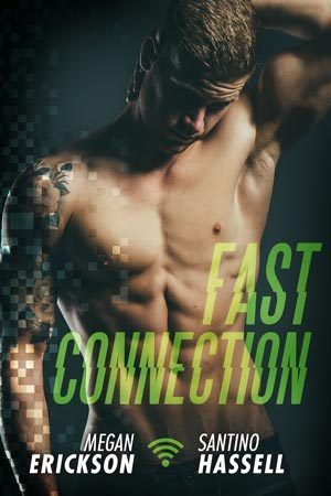Cyberlove - Tome 2 : Fast connection de Megan Erikson et Santino Hassell  30415110
