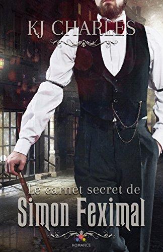 KJ charles - Le carnet secret de Simon Feximal de K.J. Charles 51lk4t10