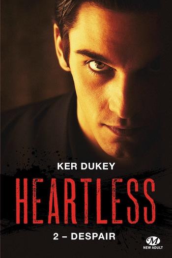 Heartless - Tome 2 : Despair de Ker Dukey 919ntt10