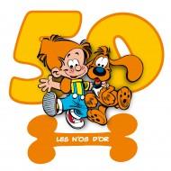 Bon Anniversaire Pascalou 50 ans Logo1d10
