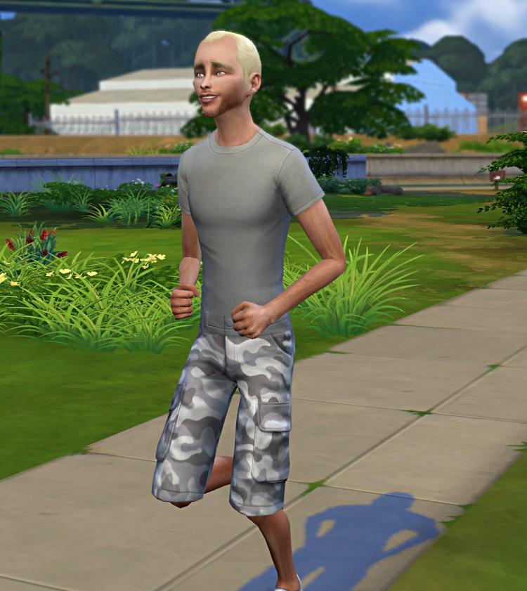 [Challenge] Tranches de Sims: La métamorphose de Sylvain; par Bretagne22 Sylvai14