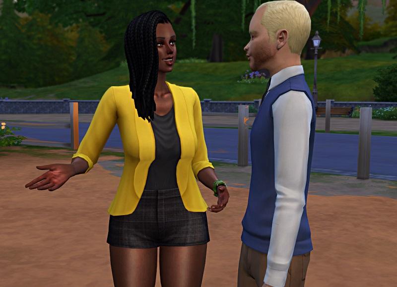 [Challenge] Tranches de Sims: La métamorphose de Sylvain; par Bretagne22 Sylvai17