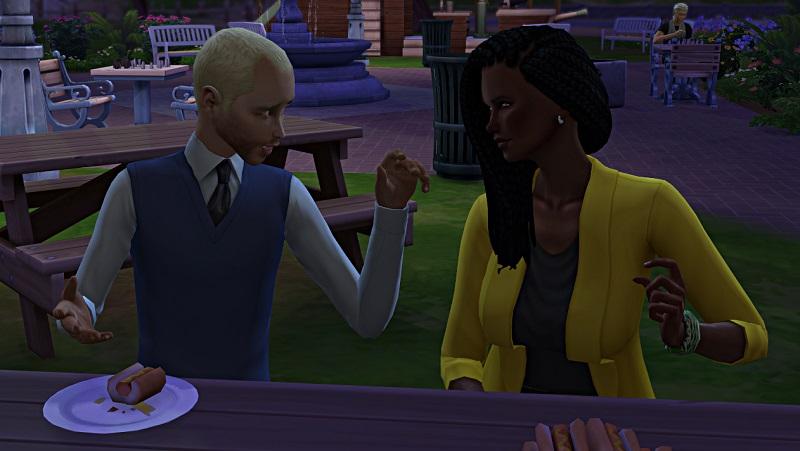 [Challenge] Tranches de Sims: La métamorphose de Sylvain; par Bretagne22 Sylvai18