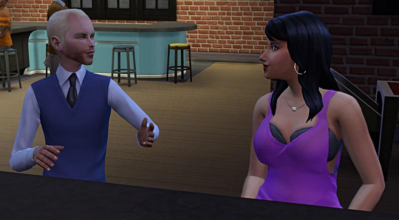 [Challenge] Tranches de Sims: La métamorphose de Sylvain; par Bretagne22 Sylvai21