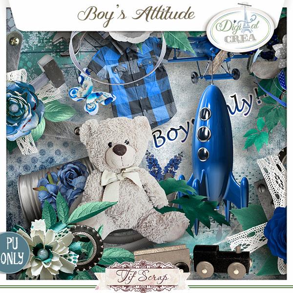Boy's Attitude 30/01 Ts_boy10