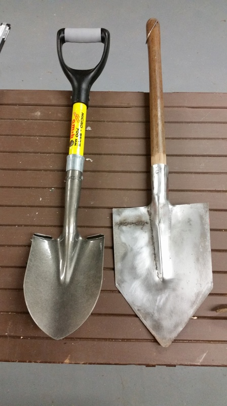 mes outils .... pour creuser  20161111