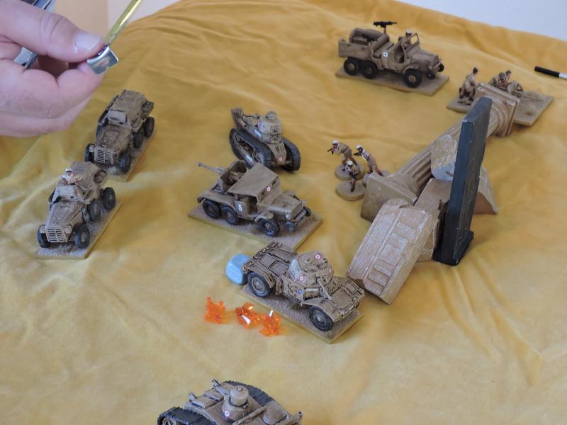 Armoured Platoon en plein désert Dscn1417