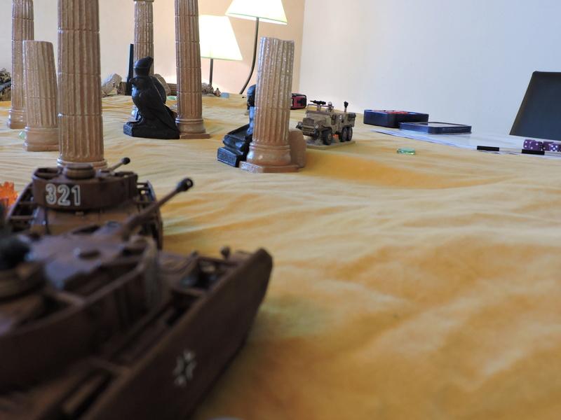 Armoured Platoon en plein désert Dscn1422