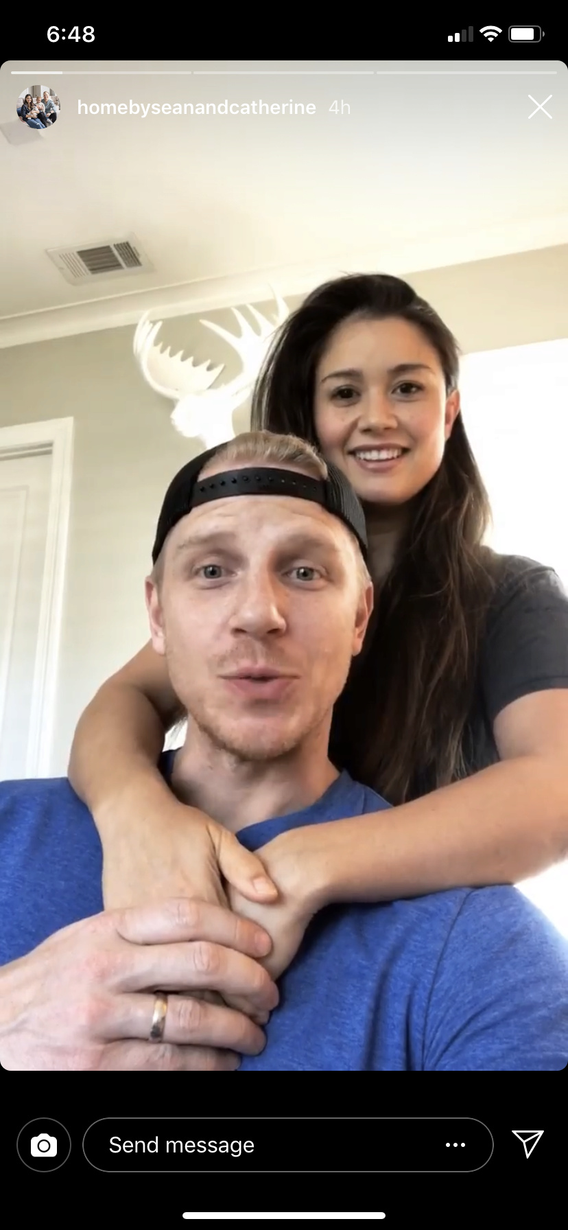 Sean & Catherine Lowe - Fan Forum - Twitter - Facebook - Discussion Thread #71 - Page 5 58071b10