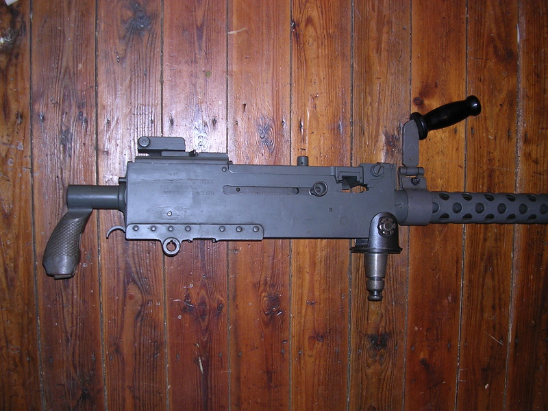 Browning M1919 General Motors Corporation 1919_a10
