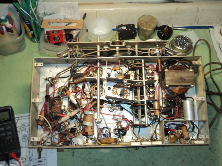 Marconi  model 85 My_cha11