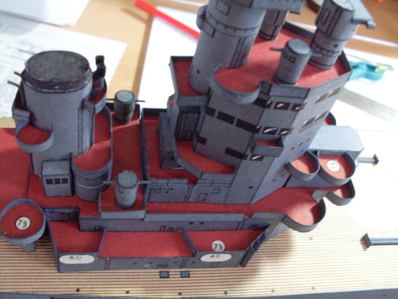 HMS Rodney Maly Modelarz 1:300 - Seite 3 Sdc13612