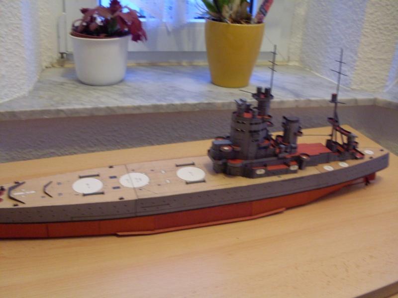 HMS Rodney Maly Modelarz 1:300 - Seite 3 Sdc13613