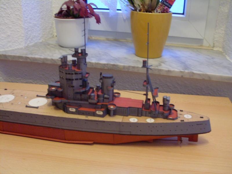 HMS Rodney Maly Modelarz 1:300 - Seite 3 Sdc13614