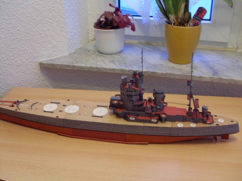 HMS Rodney Maly Modelarz 1:300 - Seite 3 Sdc13615