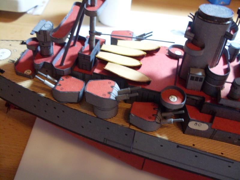 HMS Rodney Maly Modelarz 1:300 - Seite 4 Sdc13712